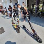 對解決安全問題至關重要的強制性電動滑板車檢查